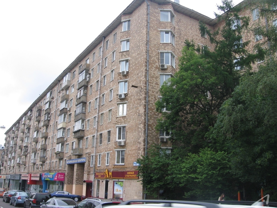 the decline in the price of apartment on Leninsky Prospekt